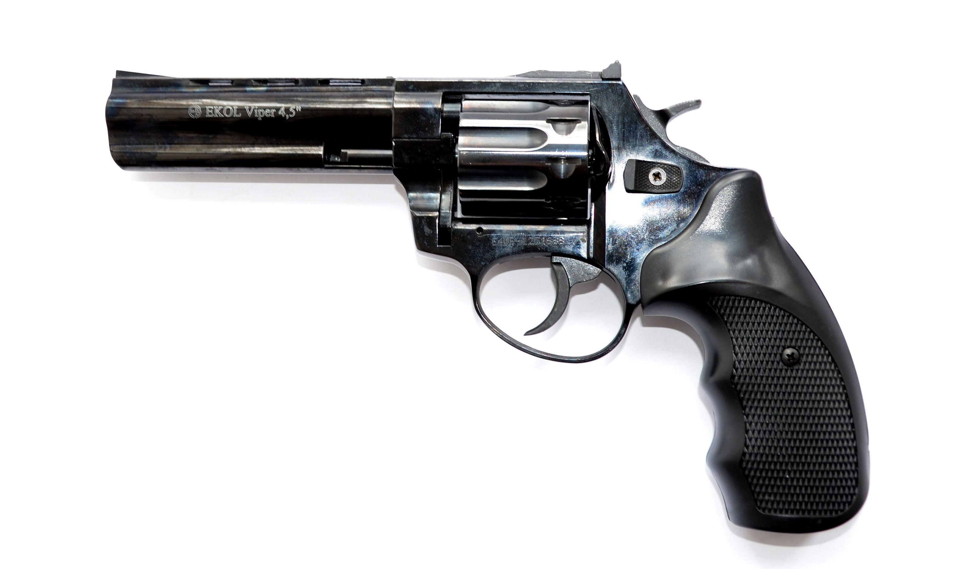Револьвер Ekol Viper 4.5 Black