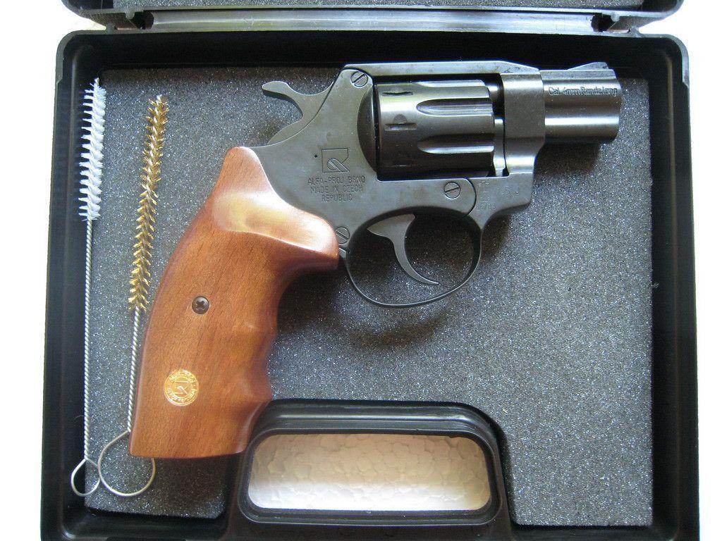 Револьвер ALFA 420