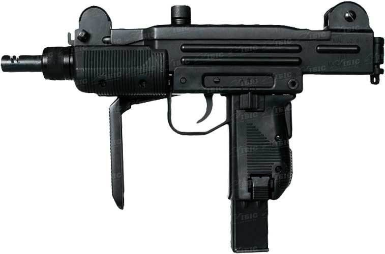 Пистолет-пулемет пневматический KWC KMB-07HN