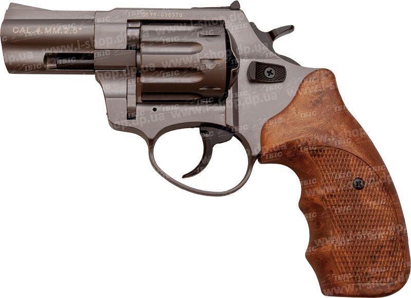 """Револьвер под патрон флобера Stalker 2.5"""" Wood"""