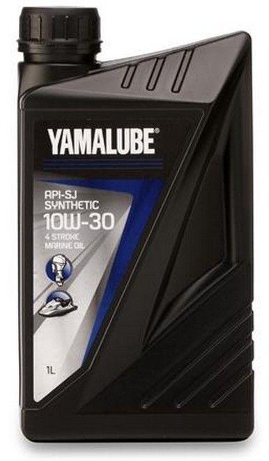 Лодочное масло YAMALUBE 10W-30