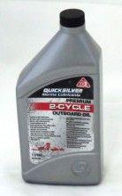 Лодочное масло Quicksilver 2T  TC-W3