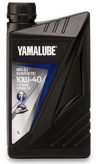 Лодочное масло YAMALUBE 10W-40