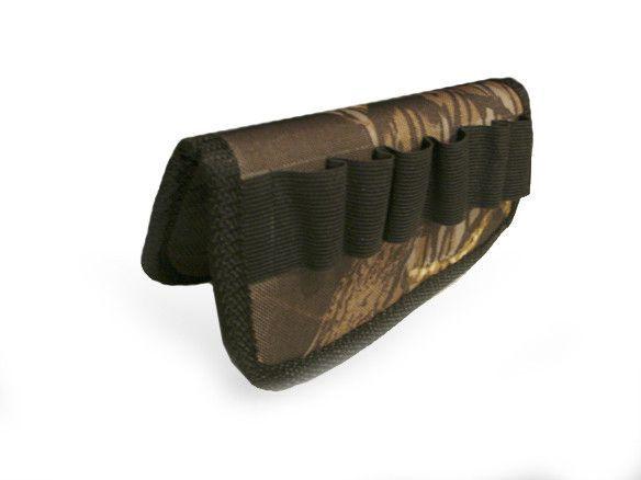 Патронташ на приклад для гладкоствольного ружья ( кордура )