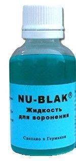Жидкость для воронения NU-Blak 50 мл.