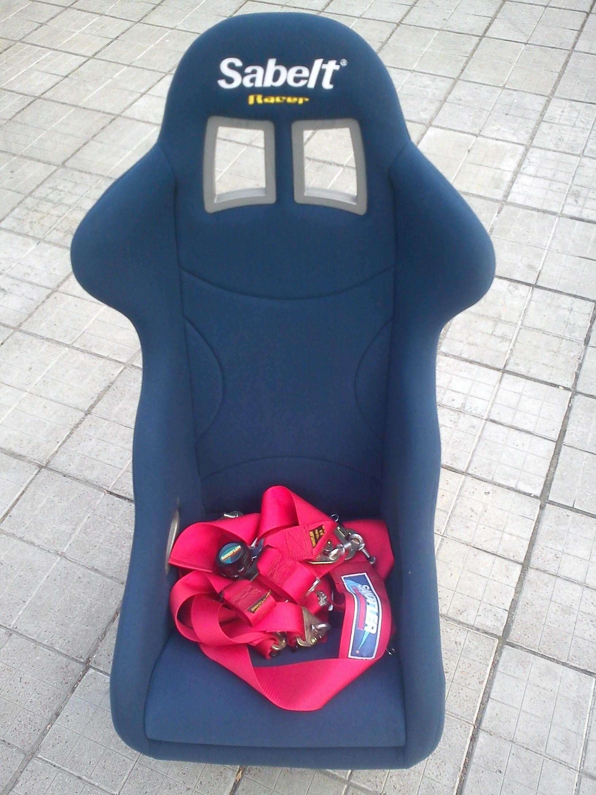 Спортивное сиденье Sabelt Racer