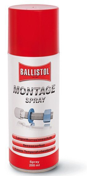 Montagespray (специальная смазка для монтажных работ)