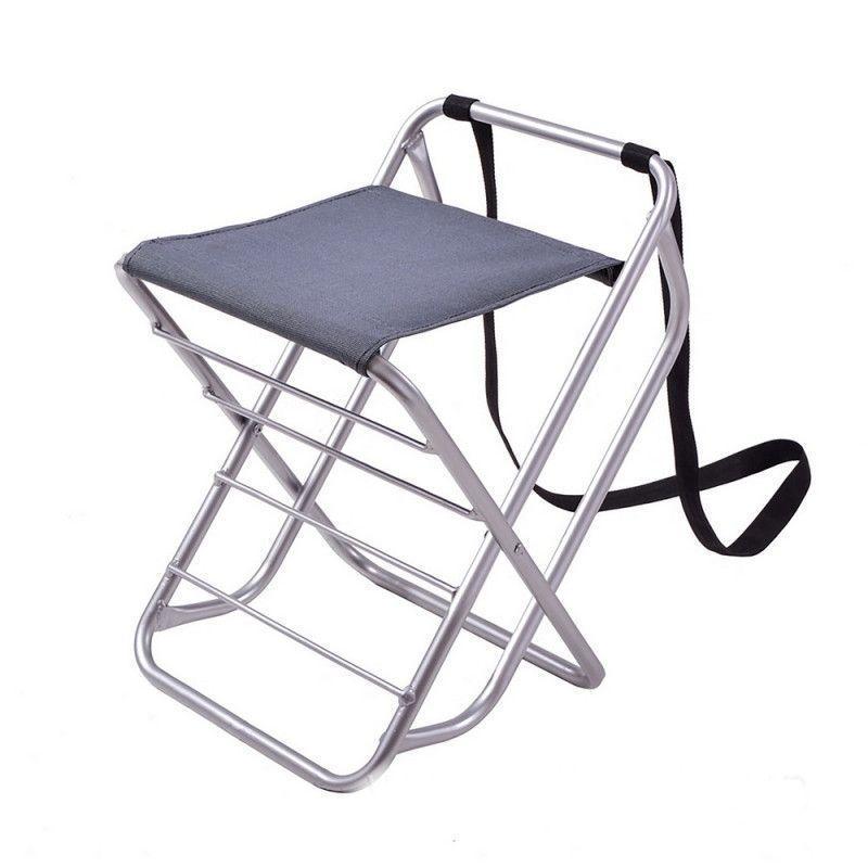Санки-стул Рыбак цвет серый VITAN