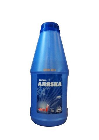 Тосол Аляска -40 1 литр
