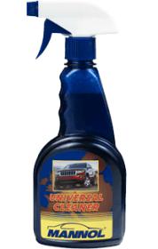 Очиститель универсальный 0.5л. спрей Universal Cleaner Mannol