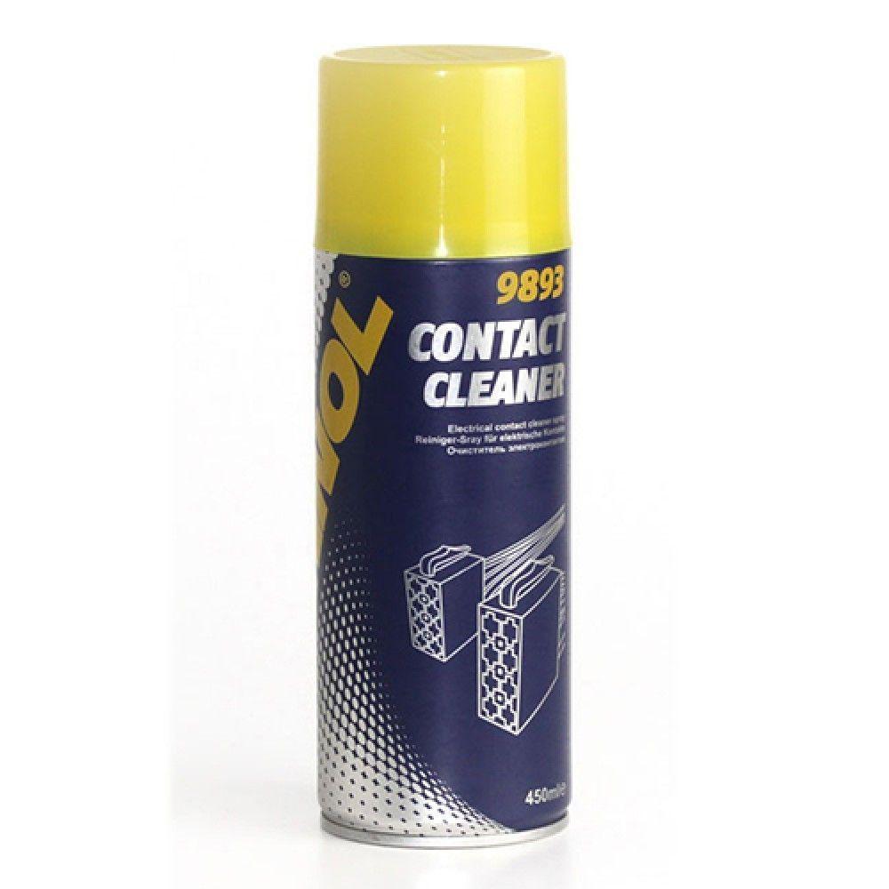Очиститель электроконтактов MANNOL Contact Cleaner 450ml