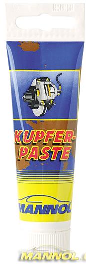 Смазка крепежных детелей MANNOL Kapfer-Paste 50ml