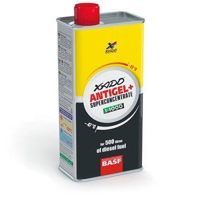 Антигель + суперконцентрат XADO 500 ml