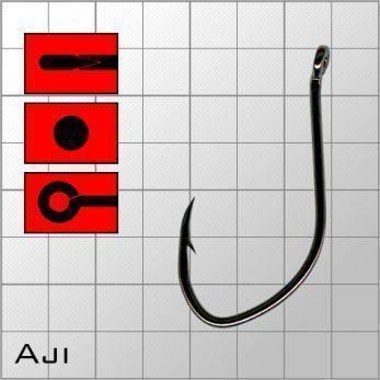 Крючки metsui AJI размер №10