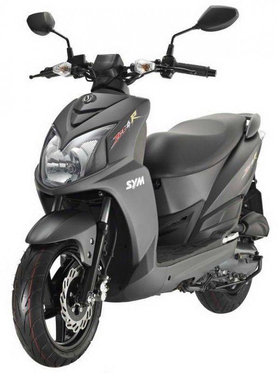 Скутер SYM JET4 125