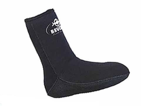 Носки для подводной охоты Mundial Elaskin 5мм