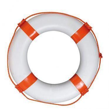 Круг спасательный диаметр 65х40мм красный 70003