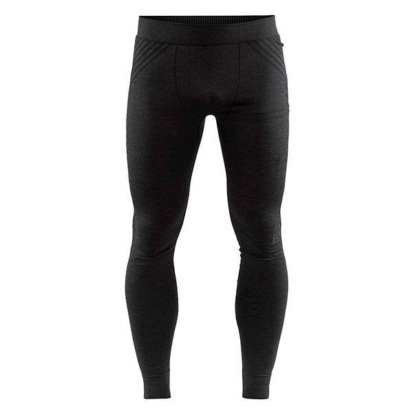 Кальсоны мужские Craft Fuseknit Comfort черные р.XL 1906603