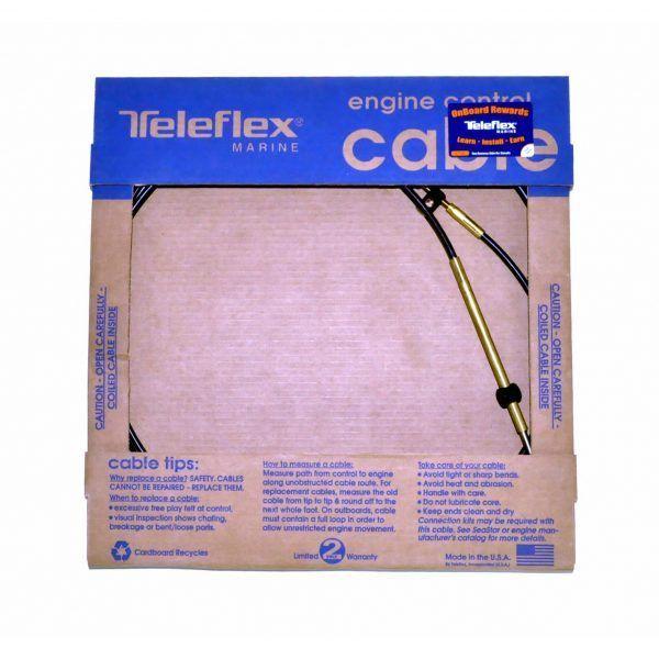 Универсальный трос Teleflex 10 футов 3.05 м (США)