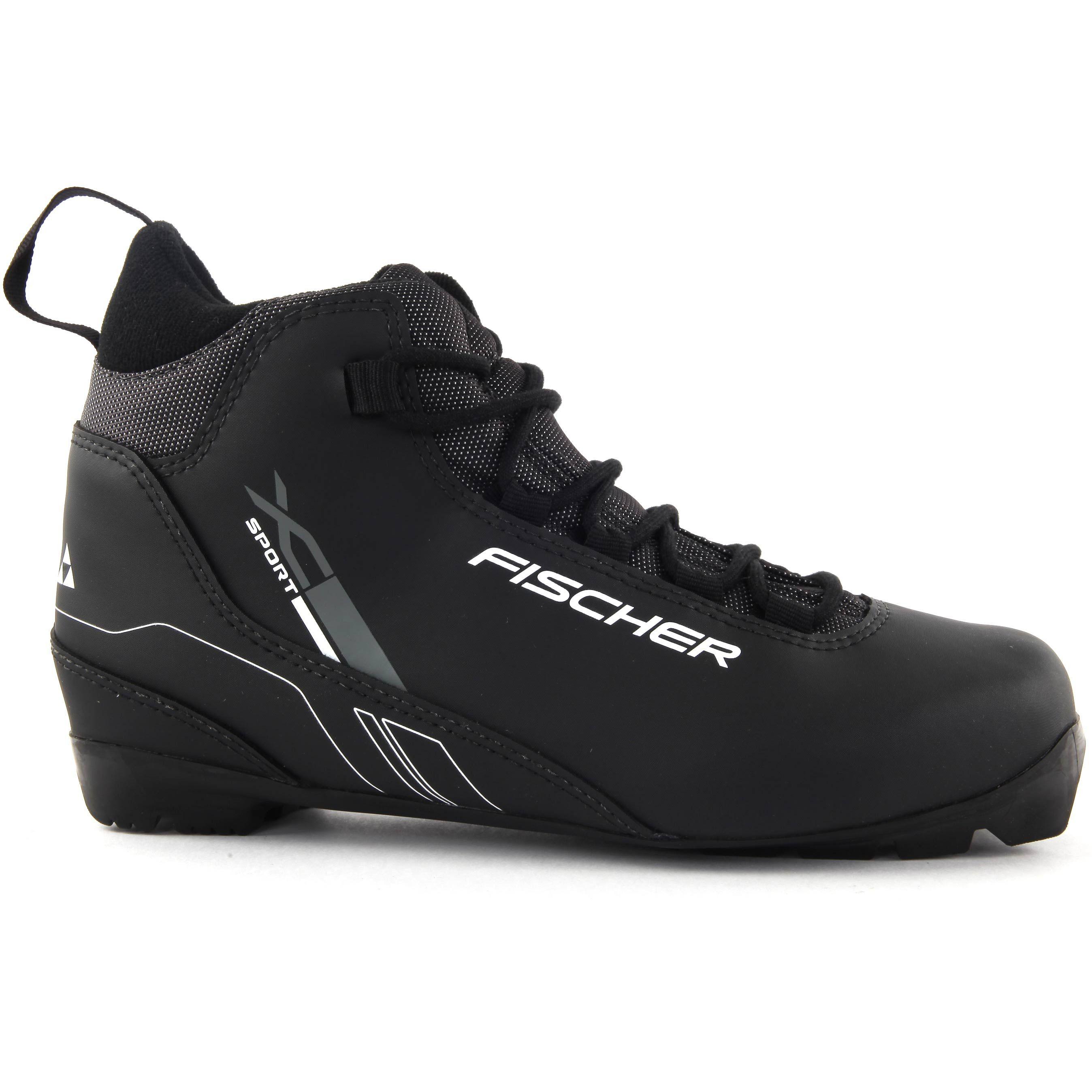 Лыжные ботинки Fischer XC Sport black р.44