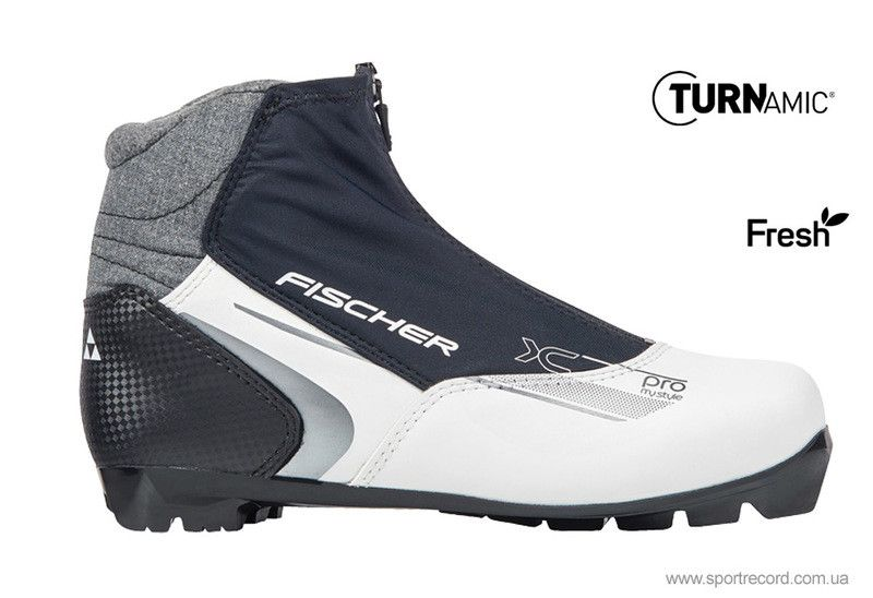 Лыжные ботинки FISCHER  XC PRO MY STYLE р.40
