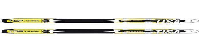 Лыжи беговые TISA Top Universal 187см
