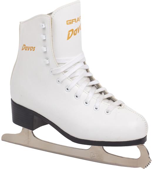 Коньки GRAF DAVOS white 39/40